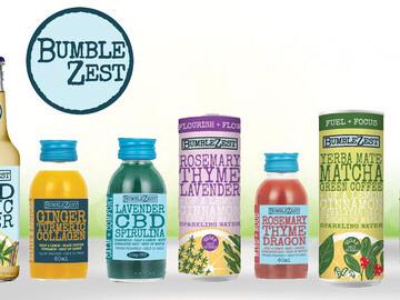Bumble Zest Drinks Range