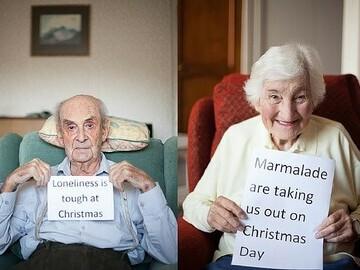 Marmalade Trust guests