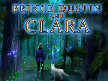 Prince Dustin and Clara: Secrets of the Black Forest #2 (Cover Art by Nele Diel)