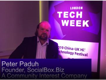 peter paduh, founder, SocialBox.Biz