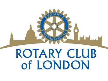 Rotary Club of London logo