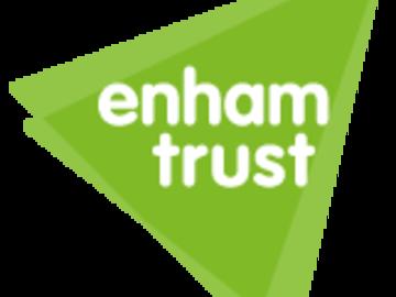 Enham Trust Logo