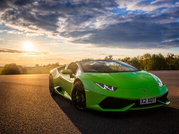 Our New Lamborghini Huracan