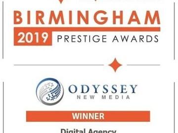 Image of the Birmingham Prestige Award for