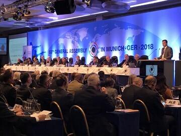 Jpeg photo of ISSF Congress