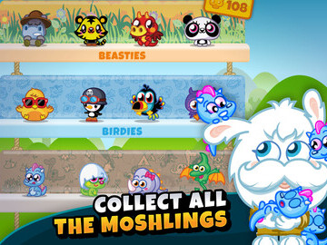 Moshi Egg Hunt -  App Screenshot 3