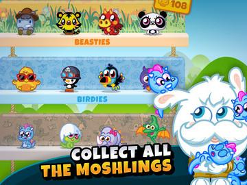 Moshi Egg Hunt -  App Screenshot 3