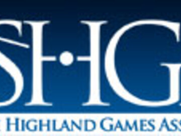 Scottish Highland Games Association logo
