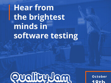 QualityJam, hear from the brightest minds