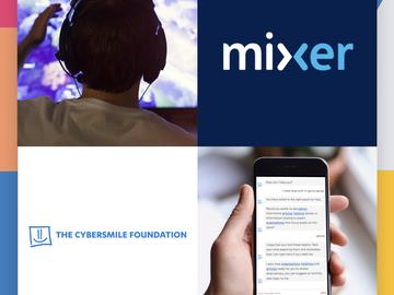 Cybersmile x Mixer