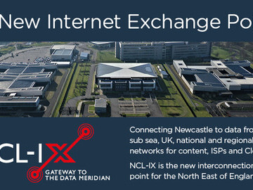 NCL-IX Inetnet Exchange Point Newcastle