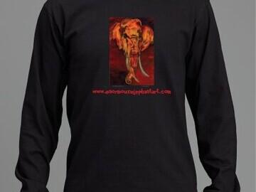 Sacred Elephant T shirt