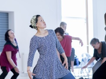 Move Dance Feel is partnering with Penny Brohn UK to offer dance sessions to support women affected by cancer. Photo credit credit Camilla Greenwell