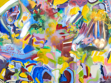 Abject 2 Gallery - Jamie Evans - Color Will Save Us