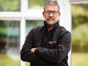 Martin Slowey, CEO. The Helmet Inspection Company