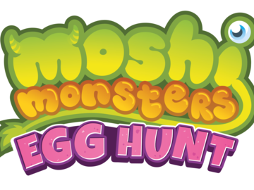 Moshi Monsters Egg Hunt - Logo