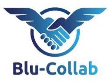 Blu-Collab logo