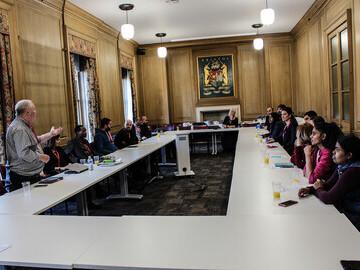 Bristol City Council hosts asylum seekers employment visit