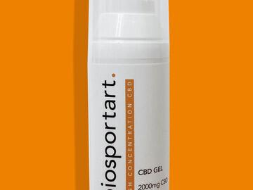 Biosportart CBD Gel