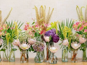corporate flowers services