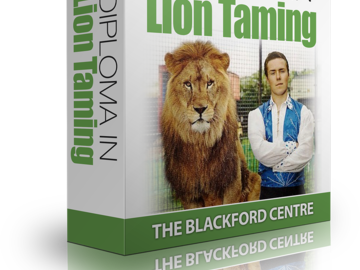 Lion Taming course