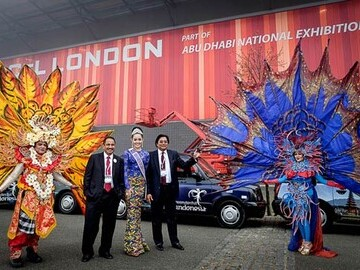Indonesia made a real impact at the World Travel Market
