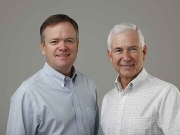 Scott Roy and Roy Whitten, founders and directors from Whitten & Roy Partnership