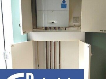 Gas boiler installed by Dulwich Plumber Limited