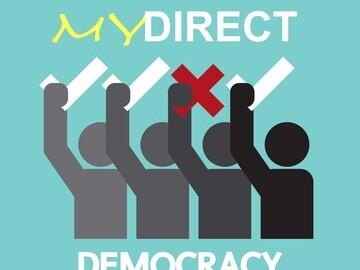 My Direct Democracy Logo