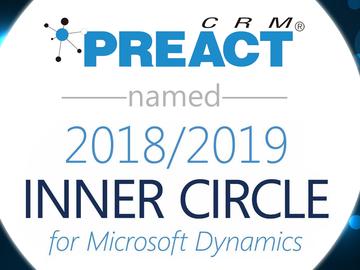 Microsoft Dynamics Inner Circle 2018/2019