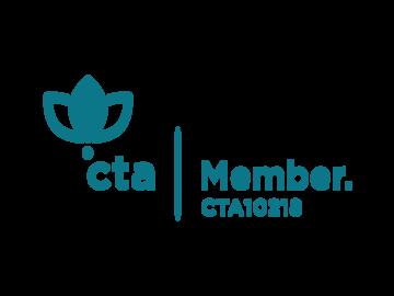 Cannabis Trades  Association Membership company ID logo