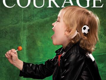 DEAFMETAL Hearing Aid Accessories Model5RGB