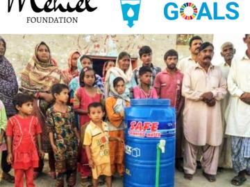 Mehiel Foundation - SDG 6