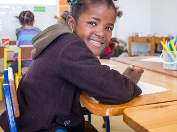 Education is vital to help African children break the poverty cycle