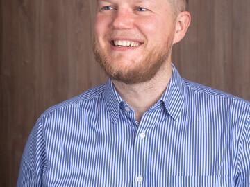 SUL Education Director Slavas Palkevicius
