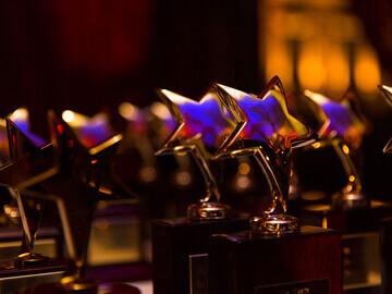 "The ""Prestigious Star"" Trophy, the highest global accolade a venue can achieve - Prestigious Star Awards 2018"