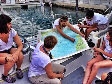 Team briefing eXXpedition