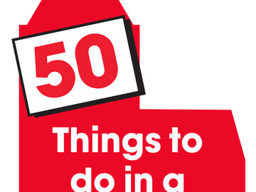 50 Things to do in a Church