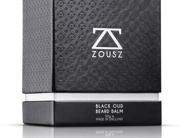 Luxury Beard Balm Box