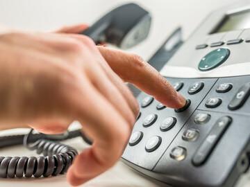 Stock image phone