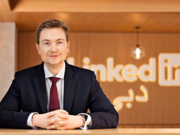 Dylan Sharkey leaves LinkedIn to join IUNGO