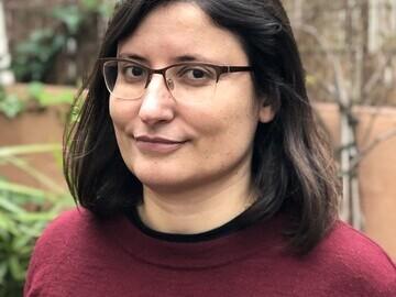 Dr Raquel Revilla, CSO and co-founder of CUBIQ FOODS