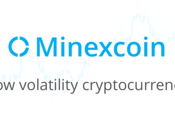 MinexCoin - low volatility cryptocurrency