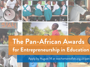Pan-African Awards 2018