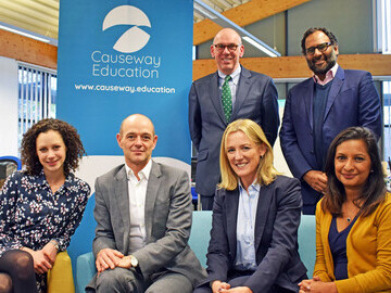 Causeway Education trustees