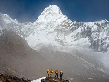 John Black has scaled six of the Seven Summits but wants to climb Antarctica