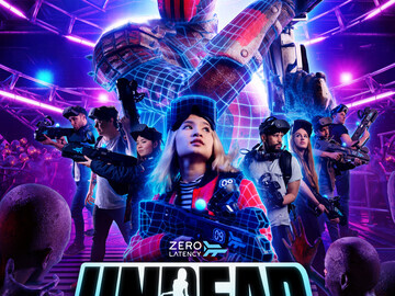 Undead Arena Poster