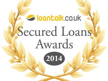 Loan Talk Secured Loans Awards 2014