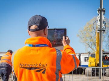 Network Rail admire The Articulator