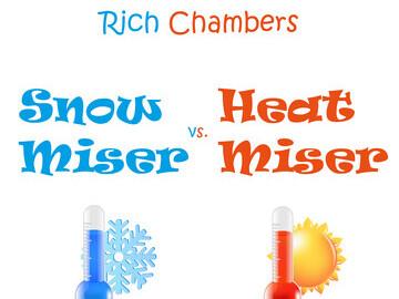 """""""Snow Miser vs. Heat Miser"""" Single"""